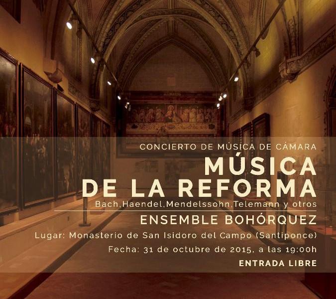 musica de la reforma